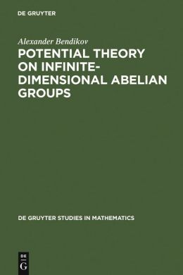 Potential Theory on Infinite-Dimensional Abelian Groups