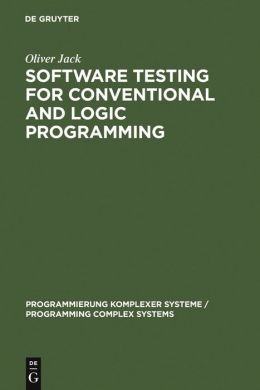 Software Testing for Conventional and Logic Programming