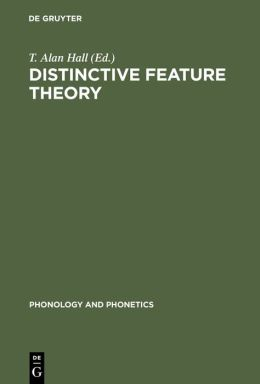 Distinctive Feature Theory
