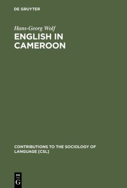 English in Cameroon