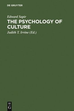 Psychology of Culture: A Course of Lectures