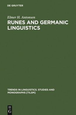 Runes and Germanic Linguistics