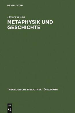 Metaphysik und Geschichte: Zur Theologie Ernst Lohmeyers