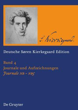 Deutsche Soren Kiergaard: Journale (German Edition) Niels Jorgen Cappelorn