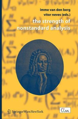 The Strength of Nonstandard Analysis