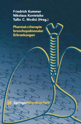 Pharmakotherapie bronchopulmonaler Erkrankungen