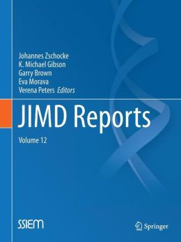 JIMD Reports - Case and Research Reports, Volume 12