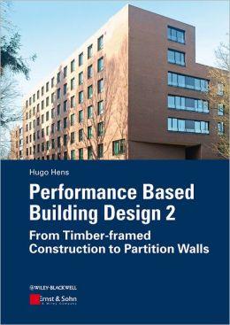 Performance Based Building Design 2