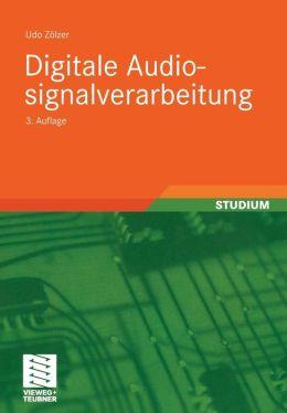 Digitale Audiosignalverarbeitung