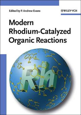 Modern Rhodium-Catalyzed Organic Reactions