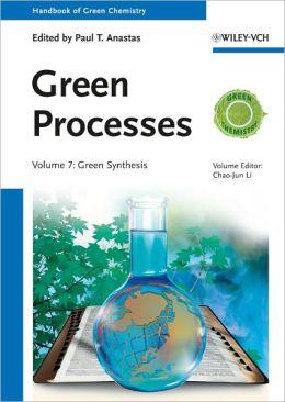 Handbook of Green Chemistry, Green Processes