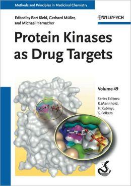 Protein Kinases as Drug Targets