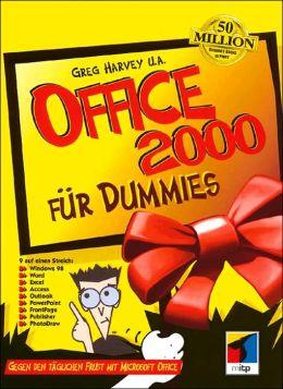 Office 2000 fur Dummies