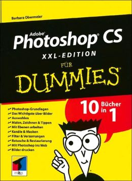 Photoshop CS fur Dummies, XXL-Edition