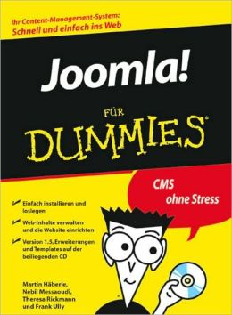 Joomla! fur Dummies