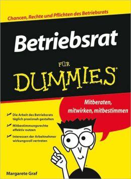 Betriebsrat fur Dummies
