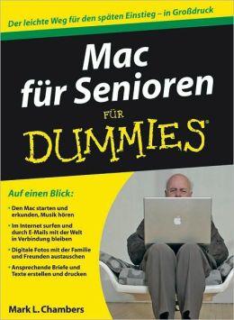 Mac fur Senioren fur Dummies