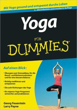 Yoga fr Dummies