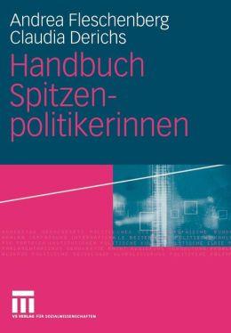 Handbuch Spitzenpolitikerinnen