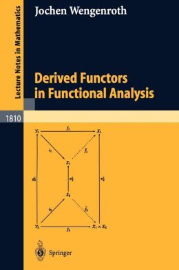 Derived Functors in Functional Analysis