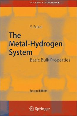 The Metal-Hydrogen System: Basic Bulk Properties
