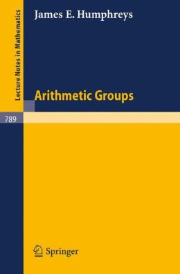 Arithmetic Groups