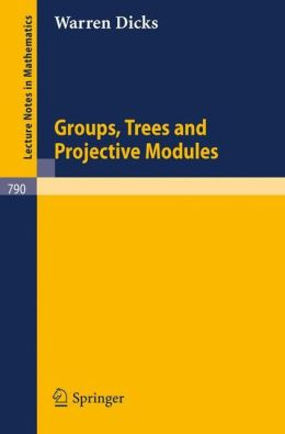 Groups, Trees and Projective Modules