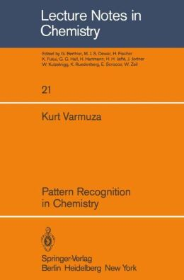 Pattern Recognition in Chemistry