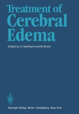 Treatment of Cerebral Edema