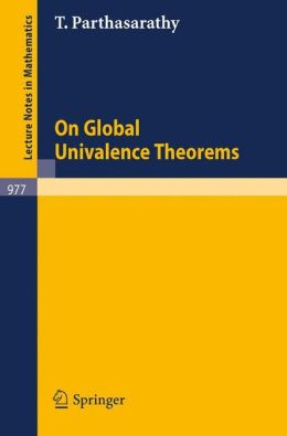 On Global Univalence Theorems