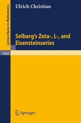 Selberg's Zeta-, L-, and Eisensteinseries