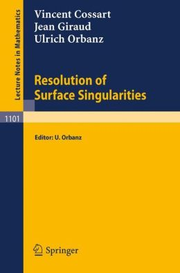 Resolution of Surface Singularities: Three Lectures