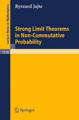 Strong Limit Theorems in Non-Commutative Probability