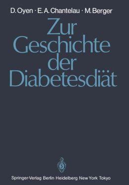 Zur Geschichte der Diabetesdiät