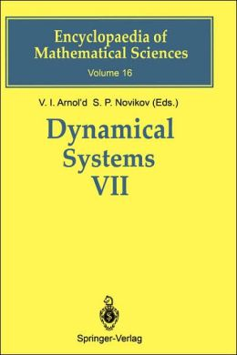 Dynamical Systems VII: Integrable Systems. Nonholonomic Dynamical Systems