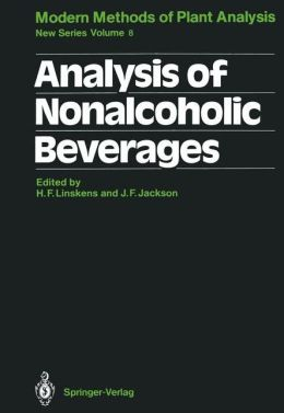 Analysis of Non-Alcoholic Beverages