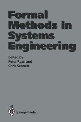 Formal Methods in Systems Engineering