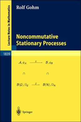 Noncommutative Stationary Processes