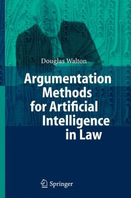 Argumentation Methods for Artificial Intelligence in Law