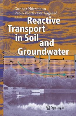 Reactive Transport in Soil and Groundwater: Processes and Models