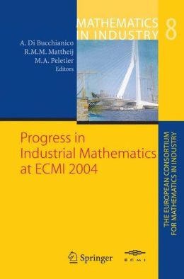 Progress in Industrial Mathematics at ECMI 2004