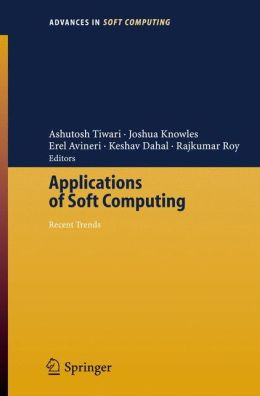 Applications of Soft Computing: Recent Trends