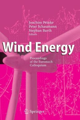 Wind Energy: Proceedings of the Euromech Colloquium