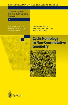 Cyclic Homology in Non-Commutative Geometry