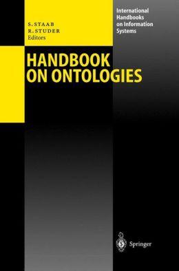 Handbook on Ontologies
