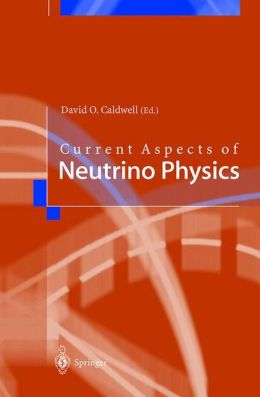 Current Aspects of Neutrino Physics