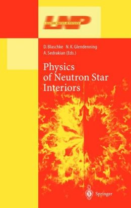 Physics of Neutron Star Interiors