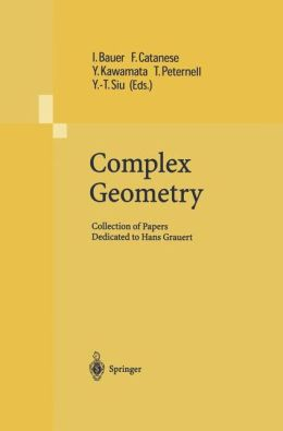 Complex Geometry: Collection of Papers Dedicated to Hans Grauert