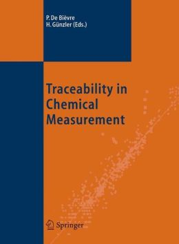 Traceability in Chemical Measurement