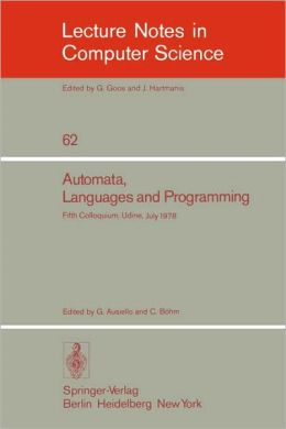 Automata, Languages and Programming: 16th International Colloquium, Stresa, Italy, July 11-15, 1989. Proceedings